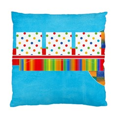 Bright Day Sun Pillow  By Brookieadkins Yahoo Com   Standard Cushion Case (two Sides)   Blcs4kahjmq1   Www Artscow Com Front