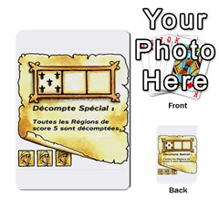 El Grande Cartes Actions En Francais By Plastic77   Multi Purpose Cards (rectangle)   Flvmm9alswjy   Www Artscow Com Front 27