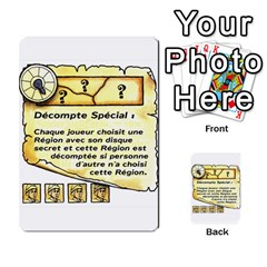 El Grande Cartes Actions En Francais By Plastic77   Multi Purpose Cards (rectangle)   Flvmm9alswjy   Www Artscow Com Front 37