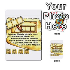 El Grande Cartes Actions En Francais By Plastic77   Multi Purpose Cards (rectangle)   Flvmm9alswjy   Www Artscow Com Front 39
