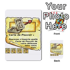 El Grande Cartes Actions En Francais By Plastic77   Multi Purpose Cards (rectangle)   Flvmm9alswjy   Www Artscow Com Front 44