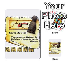 El Grande Cartes Actions En Francais By Plastic77   Multi Purpose Cards (rectangle)   Flvmm9alswjy   Www Artscow Com Front 45