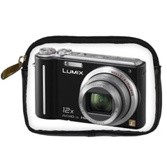 Lumix Zebra Camera Case By Catvinnat   Digital Camera Leather Case   043x8tj577pa   Www Artscow Com Front