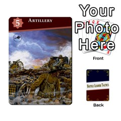 Battle1 By Esteban Fernandez   Playing Cards 54 Designs   Q7ujonzpcgfe   Www Artscow Com Front - Club3
