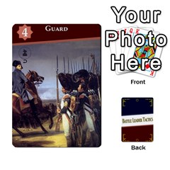 Battle1 By Esteban Fernandez   Playing Cards 54 Designs   Q7ujonzpcgfe   Www Artscow Com Front - Club4