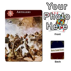 Battle1 By Esteban Fernandez   Playing Cards 54 Designs   Q7ujonzpcgfe   Www Artscow Com Front - Club5