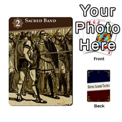 Battle1 By Esteban Fernandez   Playing Cards 54 Designs   Q7ujonzpcgfe   Www Artscow Com Front - Joker2