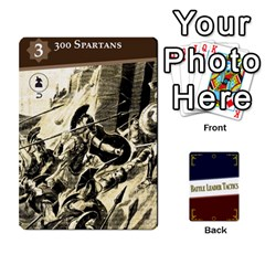 Battle1 By Esteban Fernandez   Playing Cards 54 Designs   Q7ujonzpcgfe   Www Artscow Com Front - Spade10