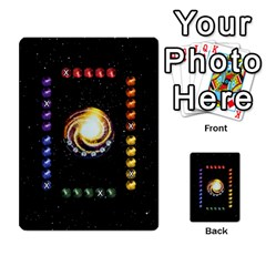 Constellations By Jack Reda   Multi Purpose Cards (rectangle)   3vdrcgmf0z70   Www Artscow Com Front 11