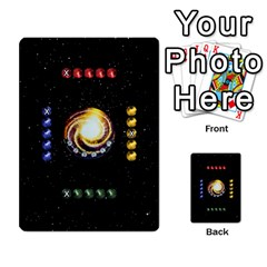 Constellations By Jack Reda   Multi Purpose Cards (rectangle)   3vdrcgmf0z70   Www Artscow Com Front 37