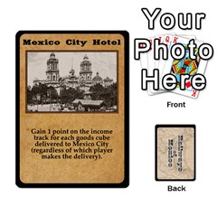 King Railways Of Mexico By Jason Spears   Playing Cards 54 Designs   Ul32pendiio5   Www Artscow Com Front - SpadeK