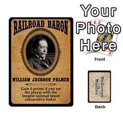 Railways Of Mexico By Jason Spears   Playing Cards 54 Designs   Ul32pendiio5   Www Artscow Com Front - Heart10