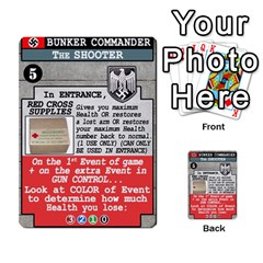 Fire In The Hole!, Hooah!, Mayday! By James Hebert   Multi Purpose Cards (rectangle)   Zyheyngdnegu   Www Artscow Com Front 6
