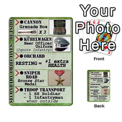 Fire In The Hole!, Hooah!, Mayday! By James Hebert   Multi Purpose Cards (rectangle)   Zyheyngdnegu   Www Artscow Com Front 54