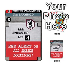 Fire In The Hole!, Hooah!, Mayday! By James Hebert   Multi Purpose Cards (rectangle)   Zyheyngdnegu   Www Artscow Com Front 7