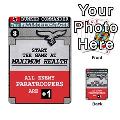 Fire In The Hole!, Hooah!, Mayday! By James Hebert   Multi Purpose Cards (rectangle)   Zyheyngdnegu   Www Artscow Com Front 9