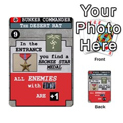 Fire In The Hole!, Hooah!, Mayday! By James Hebert   Multi Purpose Cards (rectangle)   Zyheyngdnegu   Www Artscow Com Front 10
