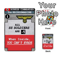 Fire In The Hole!, Hooah!, Mayday! By James Hebert   Multi Purpose Cards (rectangle)   Zyheyngdnegu   Www Artscow Com Front 2