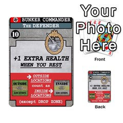 Fire In The Hole!, Hooah!, Mayday! By James Hebert   Multi Purpose Cards (rectangle)   Zyheyngdnegu   Www Artscow Com Front 11