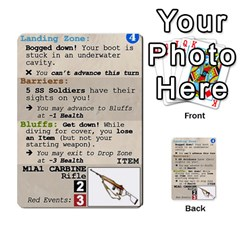 Fire In The Hole!, Hooah!, Mayday! By James Hebert   Multi Purpose Cards (rectangle)   Zyheyngdnegu   Www Artscow Com Front 16