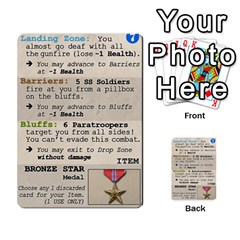 Fire In The Hole!, Hooah!, Mayday! By James Hebert   Multi Purpose Cards (rectangle)   Zyheyngdnegu   Www Artscow Com Front 19