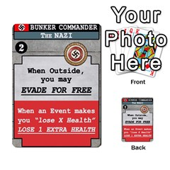 Fire In The Hole!, Hooah!, Mayday! By James Hebert   Multi Purpose Cards (rectangle)   Zyheyngdnegu   Www Artscow Com Front 3