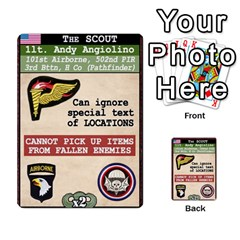 Fire In The Hole!, Hooah!, Mayday! By James Hebert   Multi Purpose Cards (rectangle)   Zyheyngdnegu   Www Artscow Com Front 24