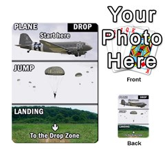 Fire In The Hole!, Hooah!, Mayday! By James Hebert   Multi Purpose Cards (rectangle)   Zyheyngdnegu   Www Artscow Com Front 26