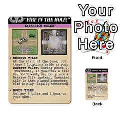 Fire In The Hole!, Hooah!, Mayday! By James Hebert   Multi Purpose Cards (rectangle)   Zyheyngdnegu   Www Artscow Com Front 27