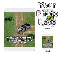 Fire In The Hole!, Hooah!, Mayday! By James Hebert   Multi Purpose Cards (rectangle)   Zyheyngdnegu   Www Artscow Com Front 28