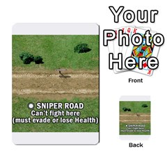 Fire In The Hole!, Hooah!, Mayday! By James Hebert   Multi Purpose Cards (rectangle)   Zyheyngdnegu   Www Artscow Com Front 29