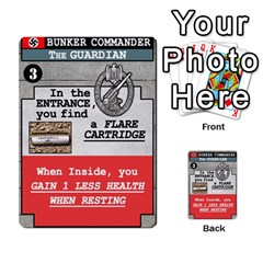 Fire In The Hole!, Hooah!, Mayday! By James Hebert   Multi Purpose Cards (rectangle)   Zyheyngdnegu   Www Artscow Com Front 4