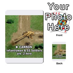 Fire In The Hole!, Hooah!, Mayday! By James Hebert   Multi Purpose Cards (rectangle)   Zyheyngdnegu   Www Artscow Com Front 33
