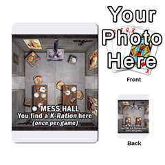 Fire In The Hole!, Hooah!, Mayday! By James Hebert   Multi Purpose Cards (rectangle)   Zyheyngdnegu   Www Artscow Com Front 38