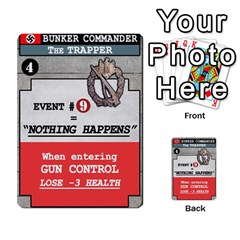 Fire In The Hole!, Hooah!, Mayday! By James Hebert   Multi Purpose Cards (rectangle)   Zyheyngdnegu   Www Artscow Com Front 5