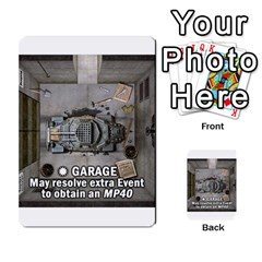 Fire In The Hole!, Hooah!, Mayday! By James Hebert   Multi Purpose Cards (rectangle)   Zyheyngdnegu   Www Artscow Com Front 43