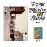 Pattonsburg - Playing Cards 54 Designs