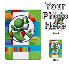 Boys Abc Cards ,flash And Memory Game  By Brookieadkins Yahoo Com   Multi Purpose Cards (rectangle)   Yc23agrgdra9   Www Artscow Com Back 3