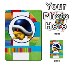 Boys Abc Cards ,flash And Memory Game  By Brookieadkins Yahoo Com   Multi Purpose Cards (rectangle)   Yc23agrgdra9   Www Artscow Com Back 41