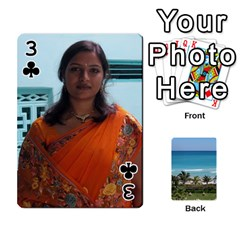 Playing Card 2 By Saurabh   Playing Cards 54 Designs   Rcahd5eqm91h   Www Artscow Com Front - Club3
