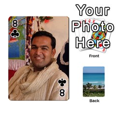Playing Card 2 By Saurabh   Playing Cards 54 Designs   Rcahd5eqm91h   Www Artscow Com Front - Club8