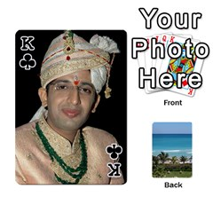 King Playing Card 2 By Saurabh   Playing Cards 54 Designs   Rcahd5eqm91h   Www Artscow Com Front - ClubK