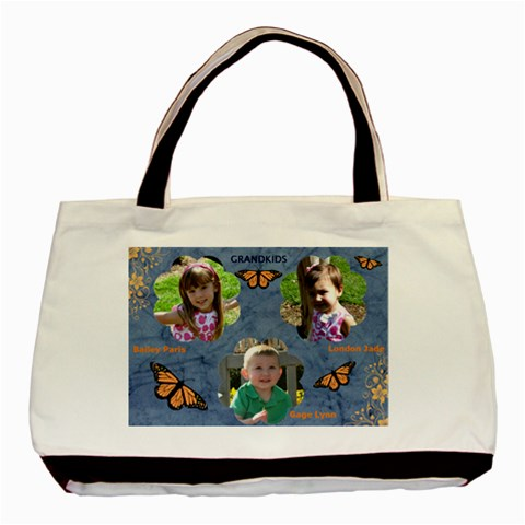 Moms Tote1 By Christy Fralin   Basic Tote Bag   4ol15a9tciwa   Www Artscow Com Front
