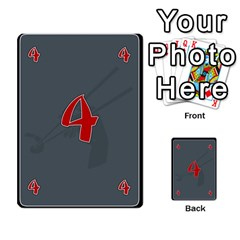 Deck1 Chinesenot By Grace   Multi Purpose Cards (rectangle)   Fj3p73xub3py   Www Artscow Com Front 14