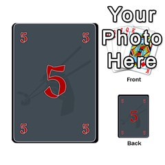 Deck1 Chinesenot By Grace   Multi Purpose Cards (rectangle)   Fj3p73xub3py   Www Artscow Com Front 15