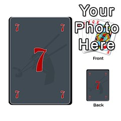 Deck1 Chinesenot By Grace   Multi Purpose Cards (rectangle)   Fj3p73xub3py   Www Artscow Com Front 17
