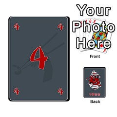 Deck2 Chinesenot By Grace   Playing Cards 54 Designs   45gtbpktpnhz   Www Artscow Com Front - Spade3