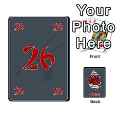 Ace Deck2 Chinesenot By Grace   Playing Cards 54 Designs   45gtbpktpnhz   Www Artscow Com Front - SpadeA