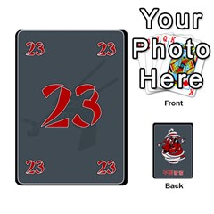 Deck2 Chinesenot By Grace   Playing Cards 54 Designs   45gtbpktpnhz   Www Artscow Com Front - Heart4