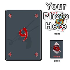 Deck2 Chinesenot By Grace   Playing Cards 54 Designs   45gtbpktpnhz   Www Artscow Com Front - Diamond4